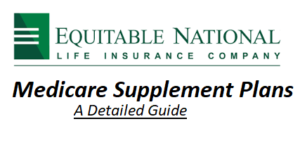 Equitable National Medicare Supplement Plans